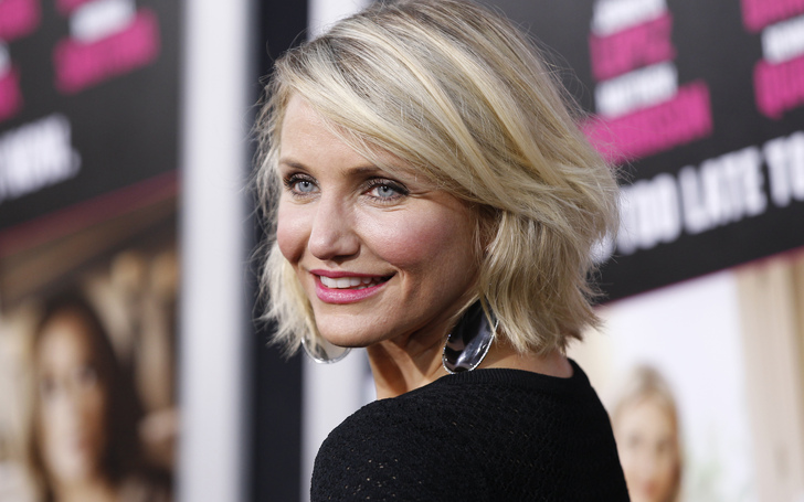 Cameron Diaz Talks Life in Self Isolation with Husband and New Baby