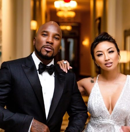 Jeannie Mai is engaged with Jeezy.