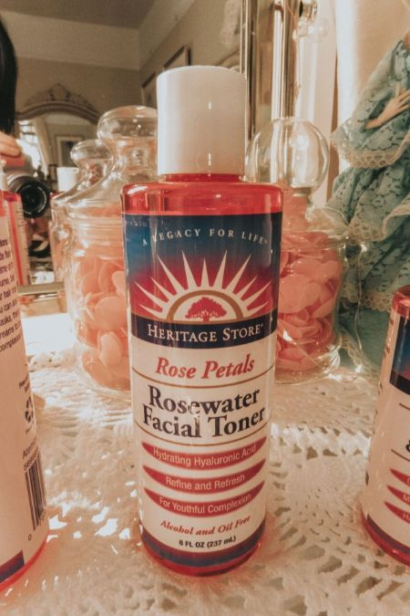 Heritage Rosewater offers products like, body oil, floral mist, toothpaste, creams, serum and many more.