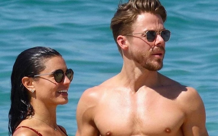 Derek Hough Girlfriend - Who is the American Professional Dancer Dating?
