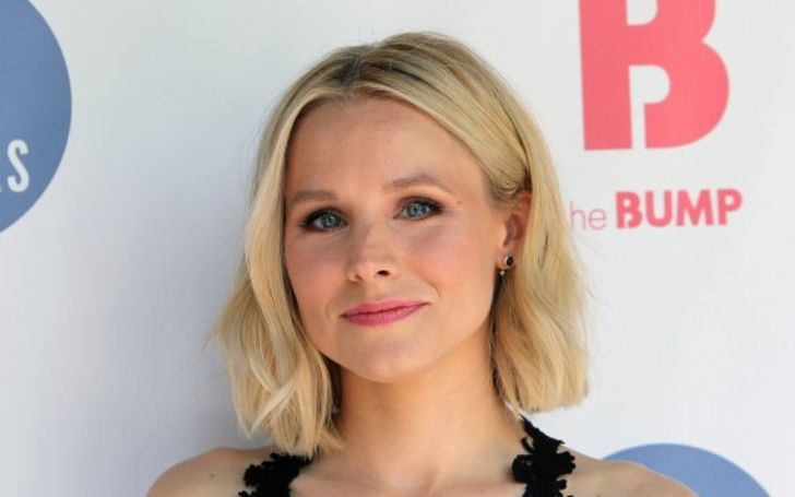 Kristen Bell Tattoos - Are They Real or She Decked on Some Fake Ones?