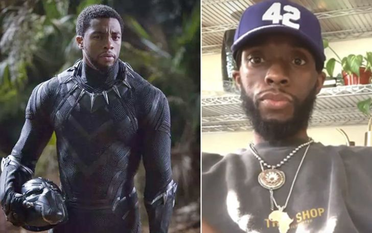 Chadwick Boseman Weight Loss - The 'Black Panther' Actor Raises Concerns Over Drastic Weight Loss