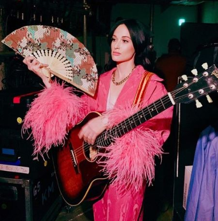 The country star Kacey Musgraves is a milionaire.