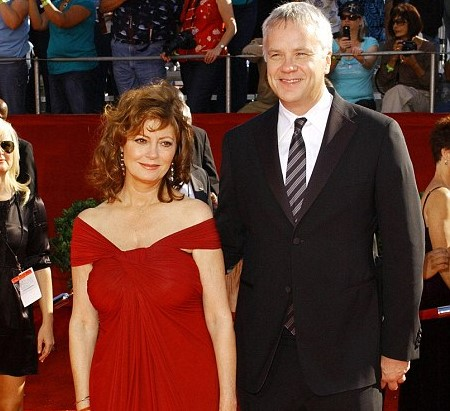 Tim Robbins Girlfriend.
