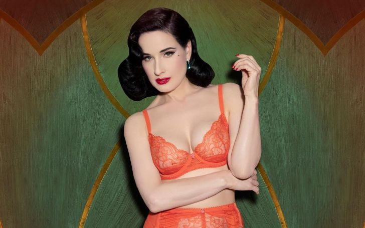 Dita Von Teese Boyfriend - Find Out Who the Playboy Model is Dating After a Series of Failed Relationship