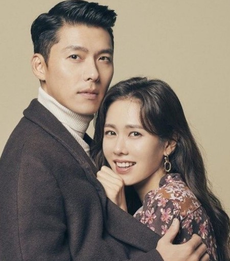 Son Ye Jin and Hyun Bin are rumored to be dating.