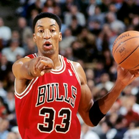 Scottie Pippen was named in the '50 Greatest Players in NBA History' for the year' 1996 – 97'.
