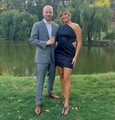 Sean Evans Girlfriend Natasha Alexis Martinez.