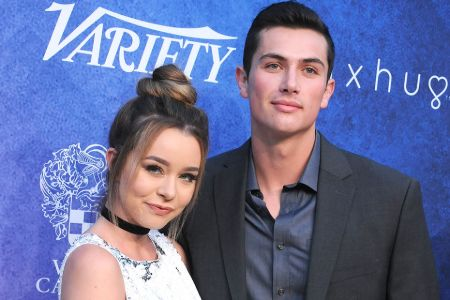 Sierra Furtado Boyfriend: She is in a white top posing a picture with ex-husband Alex Terranova.