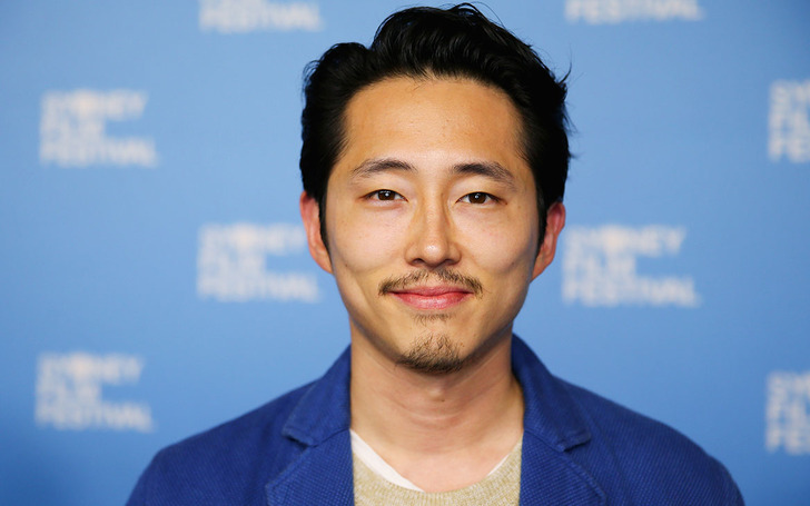 The Walking Dead Star Steven Yeun Signs First-Look TV Deal With Amazon