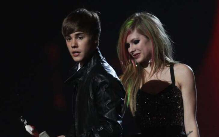 Avril Lavigne Offered Support to Justin Bieber Through His Battle with Lyme Disease