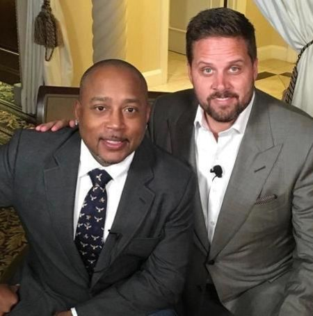 The shark  Daymond John funded Nate Holzapfel for the Mission Belts.