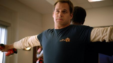 Kyle Bornheimer was interested in movies early on his life