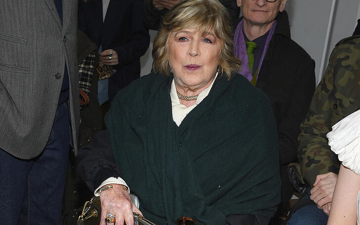 British Singer Marianne Faithfull Hospitalized with Coronavirus