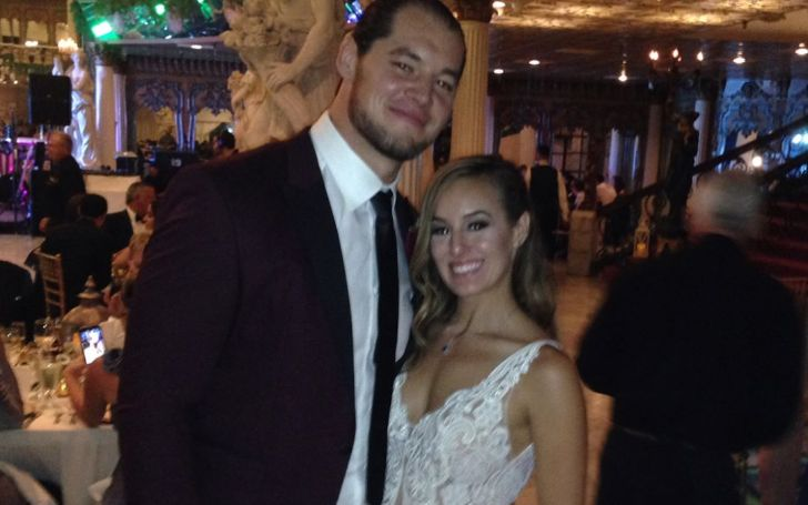 Rochelle Roman - Some Facts to Know About Baron Corbin's Wife