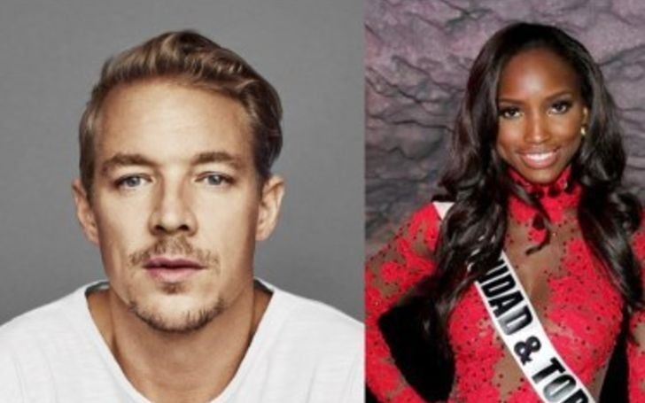 "Jevon King Baby ""The Trinidadian Model Welcomes Baby With Diplo"" Here's Everything You Should Know"