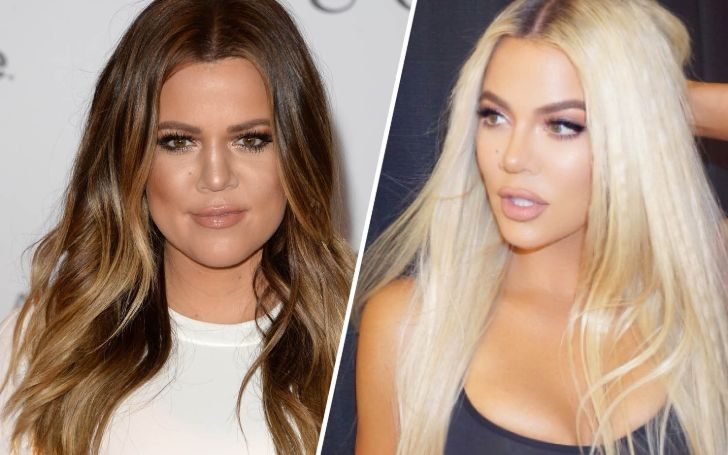 Khloe Kardashian Plastic Surgery - Reports Claim She Went Under the Knife Several Times Over the Past Years