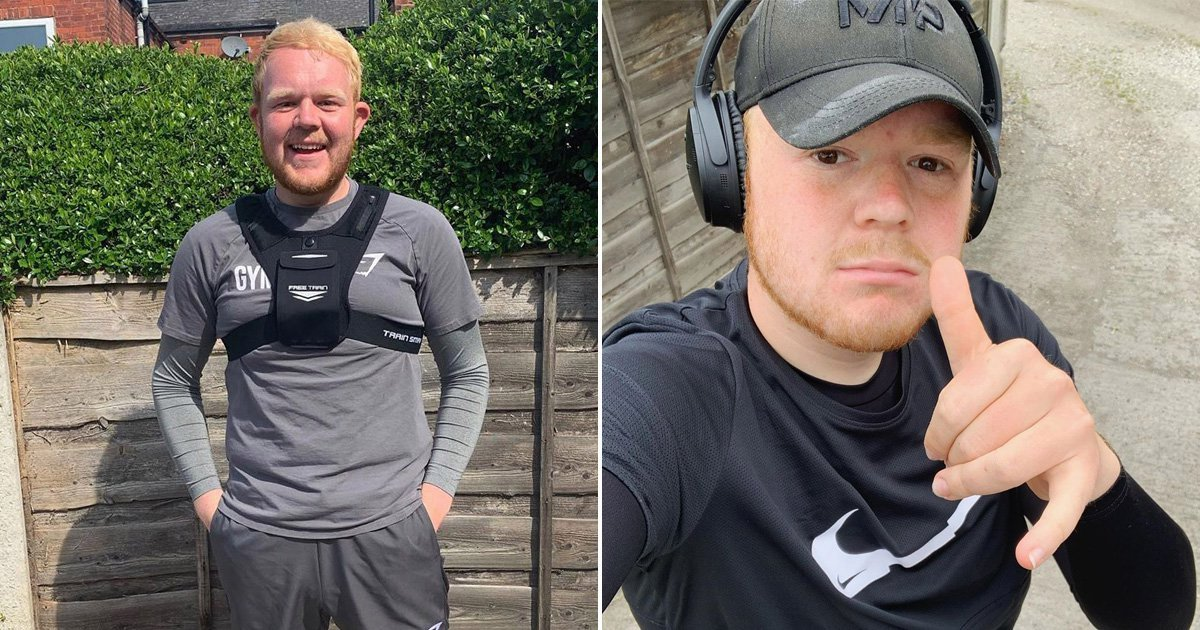 Craig Corrie Weight Loss.