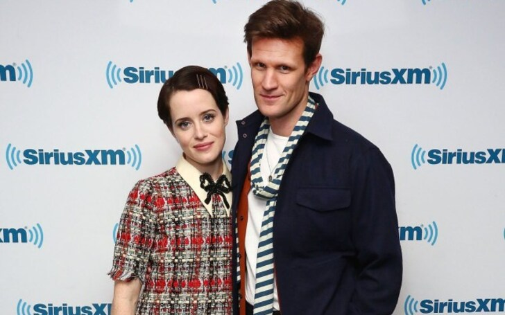 'The Crown' Stars Claire Foy and Matt Smith are Reuniting Once Again