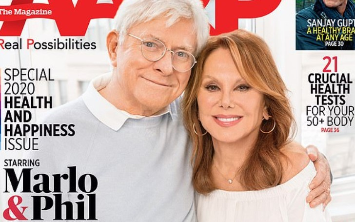 Phil Donahue Wife - Some Facts to Know About His Married Life