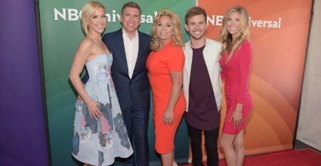Todd Chrisley Wife and Children.