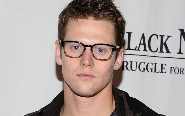 Zach Roerig of 'Vampire Dairies' Gets Arrested