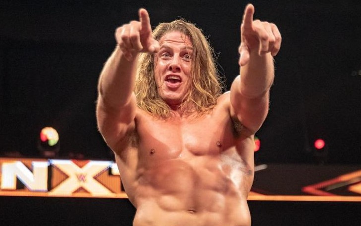 Matt Riddle of WWE is Accused of Sexual Assault
