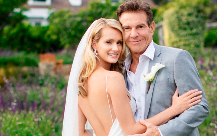 Dennis Quaid and Laura Savoie Get Married in Secret Elopement