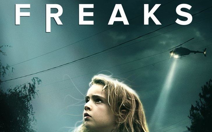 Freaks - A Sci-Fi Horror Movie: Cast and Plot