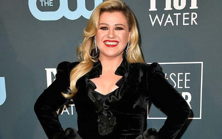 Kelly Clarkson Thanks Her Estranged Husband During Daytime Emmy Win