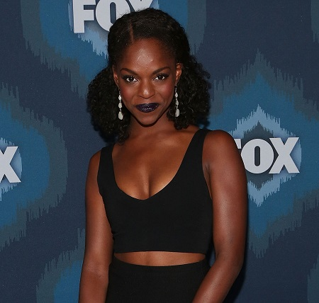 Samantha Ware attends the 2015 Fox All-Star Party at Langham Hotel on January 17, 2015 in Pasadena, California.