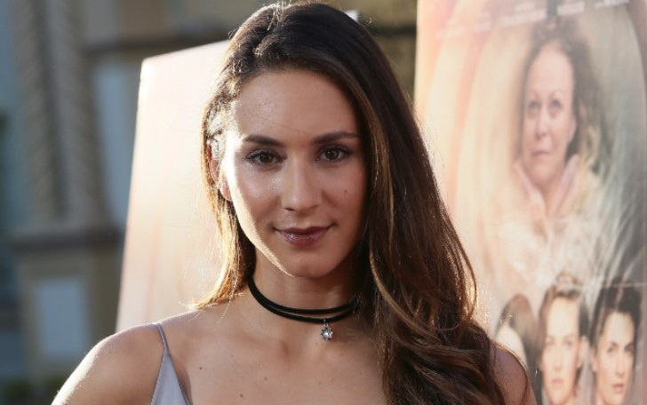 Troian Bellisario Feels Proud to Stand With the BLM Movement