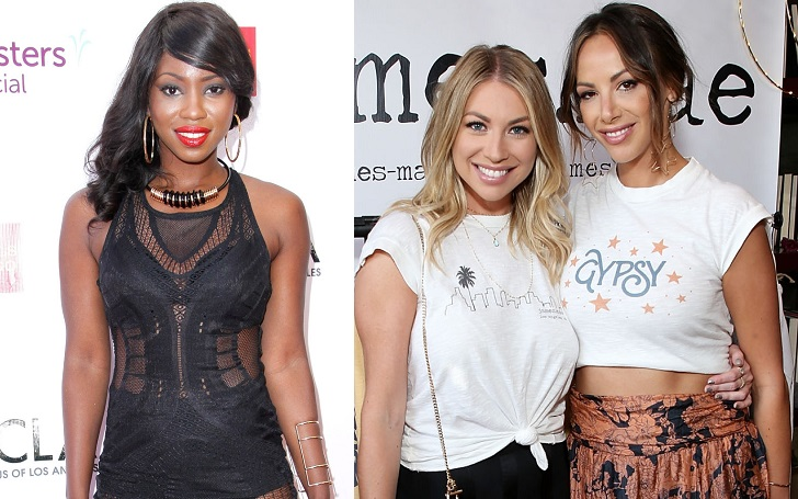 Stassi Schroeder and Kristen Doute Apologize to Faith Stowers for Their Insensitive Comments in the Past
