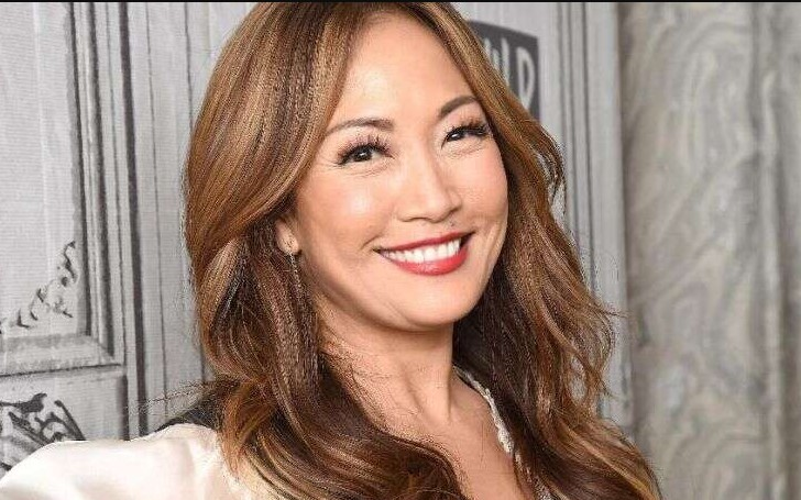 Carrie Ann Inaba Tears Up Following Tom Bergeron and Erin Andrews' Firing