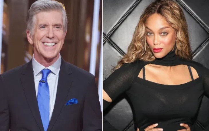 Dancing With the Stars Fires Tom Bergeron, Picks Tyra Banks for the Replacement