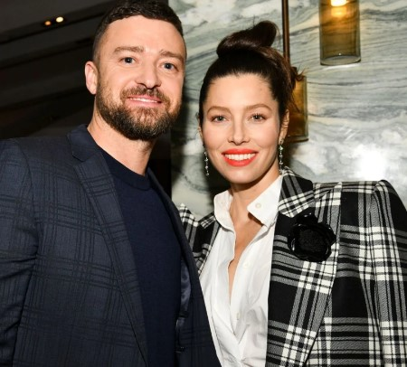 jessica biel and justin timberlake welcomes their second baby.