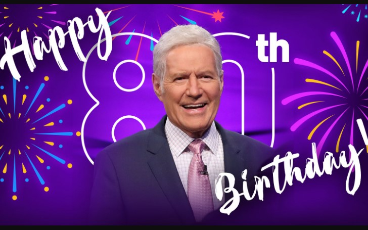 Vanna White Wishes Alex Trebek Happy Birthday
