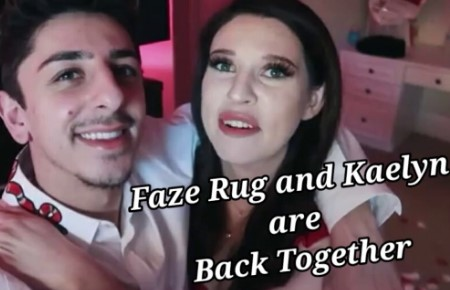 Faze Rug GIrlfriend in 2020.