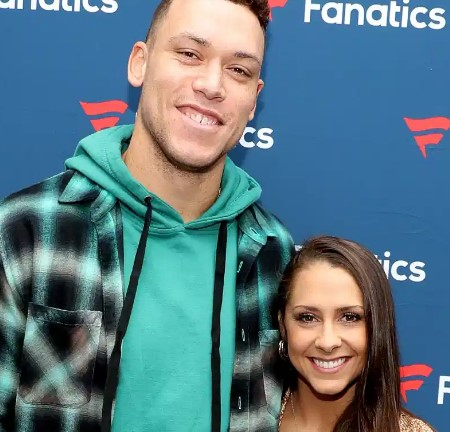 Aaron Judge's Girlfriend in 2020