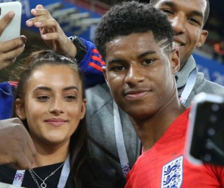 Who is Marcus Rashford's Girlfriend in 2020? Find Out ...