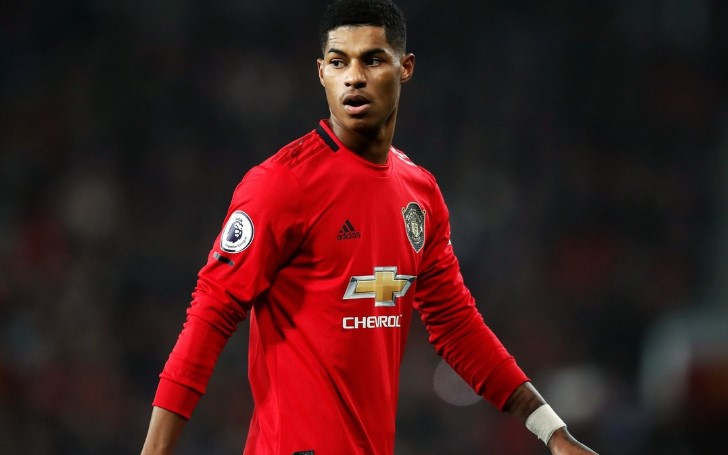 Who is Marcus Rashford's Girlfriend in 2020? Find Out About His Relationship