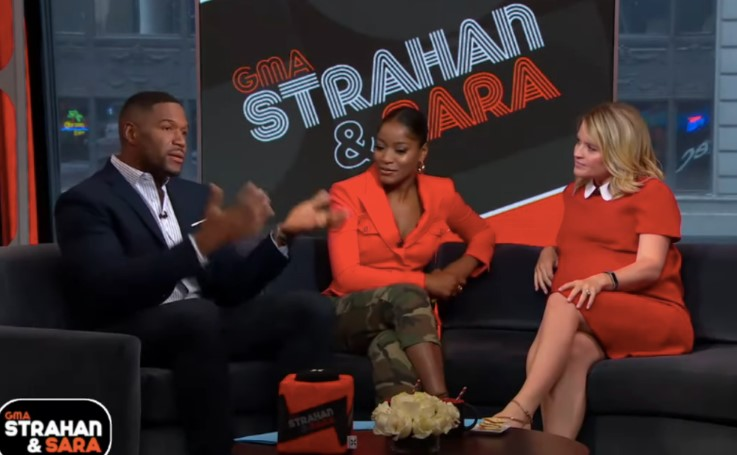 'Strahan, Sara and Keke' Gets Canceled