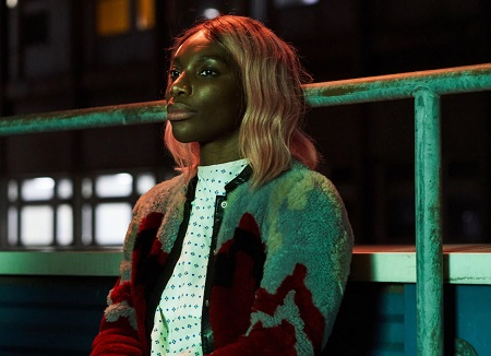 Leading actress Michaela Coel on 'I May Destroy You'.