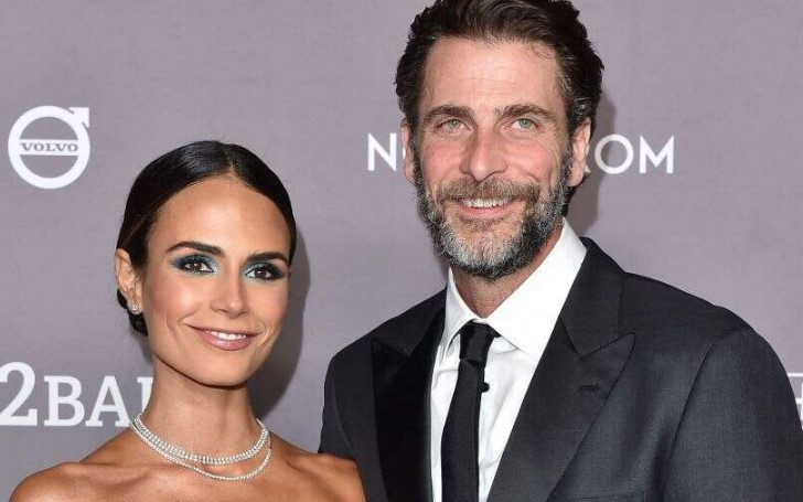 Jordana Brewster Files Divorce From Andrew Form