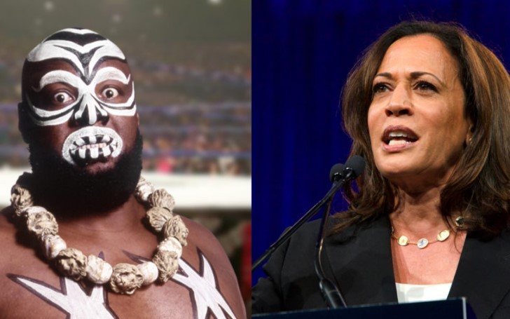 Social Media Confuses Wrestler 'Kamala' With Senator Kamala Harris