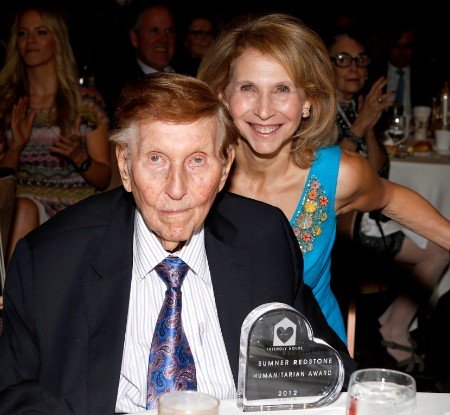 Shari Redstone net worth 2020.