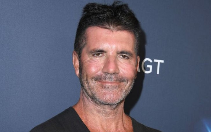 Simon Cowell is Back Home Following His Back Surgery