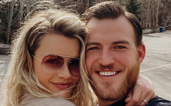 Witney Carson Reveals the Gender of Her Upcoming Baby