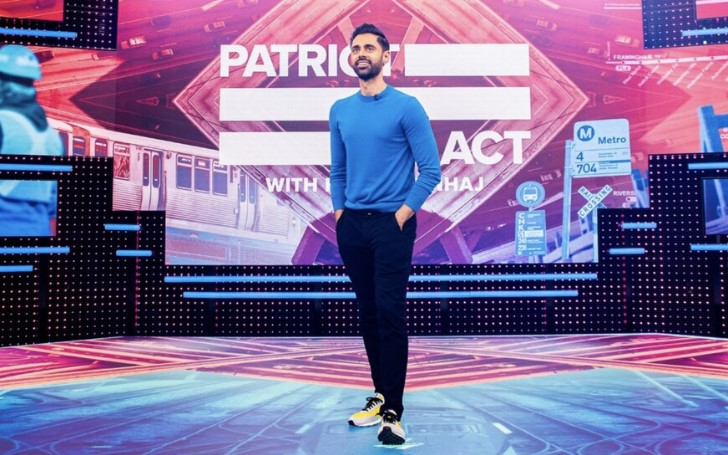 'Patriot Act With Hasan Minhaj' Gets Canceled at Netflix