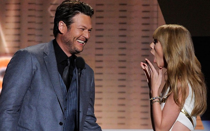 Blake Shelton Reveals His Favorite From Taylor Swift's Folklore